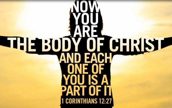 1 Corinthians 12:27